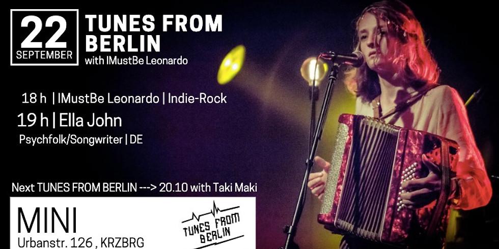 Tunes from Berlin x MINI - Ella John