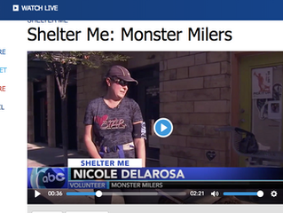 "Watch our ""Shelter Me"" Segment on 6abc!"