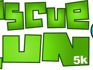 Are YOU participating in The Rescue Run 5k on November 2nd?