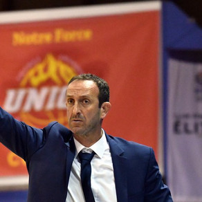 """Chougaz : """" Tough and bossy because I love  my players"""""""