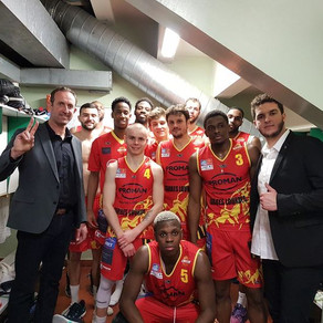 Union 62-Vanves 58