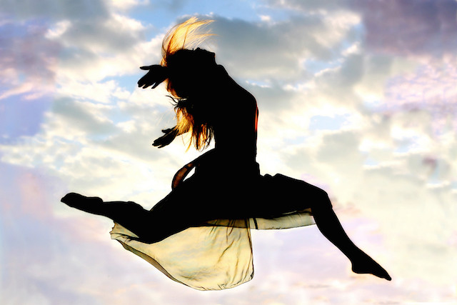 What Would Your Future Look Like If You Took A Leap Of Faith