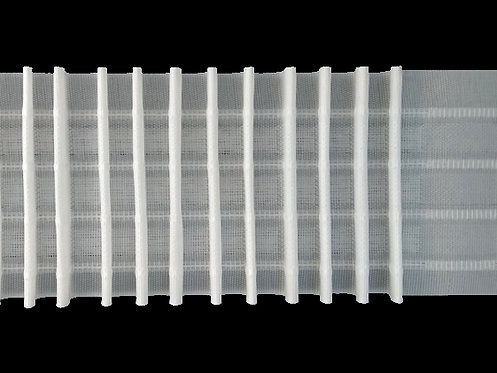 3680 Pencil Pleats Curtain Tapes / White