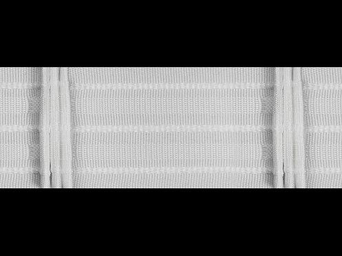 3522 3 Pile Büzgü Şeridi / Beyaz