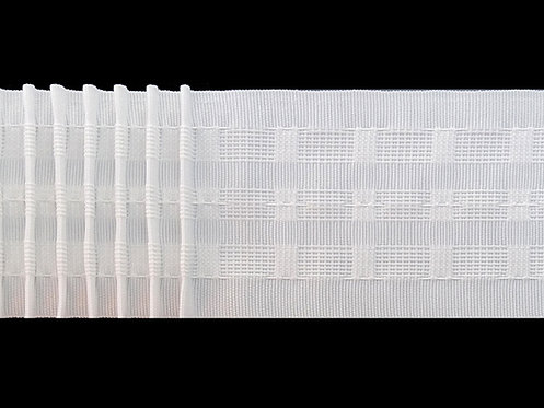 4252 Pencil Pleats Curtain Tapes / White
