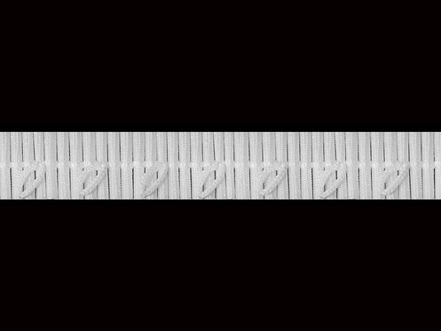 3208 Büzgü Şeridi / Beyaz