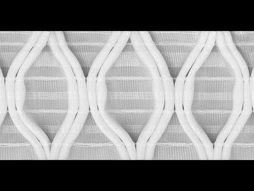 3508 Büzgü Şeridi /Beyaz
