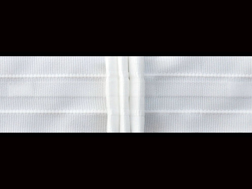 3092 - 3 Pleats Curtain Tapes / White