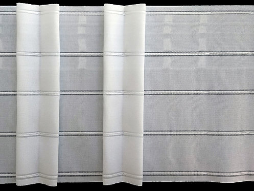 4086P Box Pleats Curtain Tapes / White