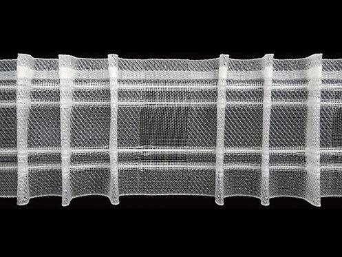 4193M Pencil Pleats Curtain Tapes / Transparent