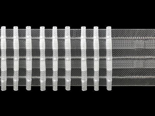 2967M Pencil Pleats Curtain Tapes / Transparent