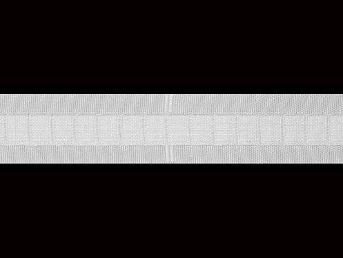 3331 Dikey Büzgü Şeridi / Beyaz