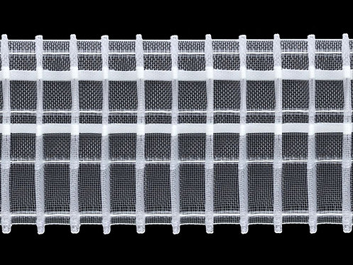 4135M Pencil Pleats Curtain Tapes / Transparent