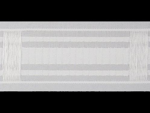 3859 - Kordenetsiz Şerit / Beyaz