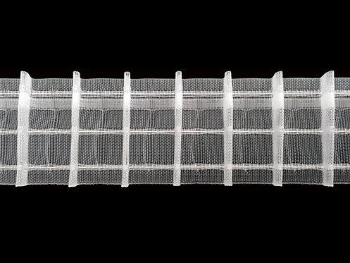 3971MP Pencil Pleats Curtain Tapes / Transparent