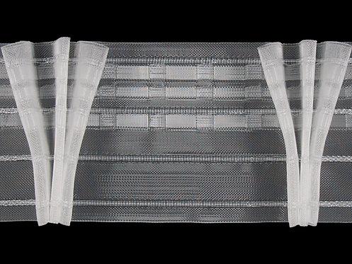 3950MP Pinch Pleat / Transparent