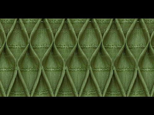 2898R - Petek İşkembe Pile Büzgü Şeridi / Renkli