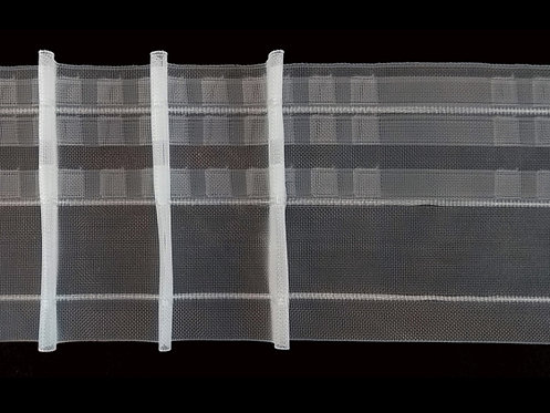 3962MP Pencil Pleats Curtain Tapes / Transparent