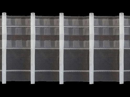 3962MP - Tekli Pile Büzgü Şeridi / Şeffaf