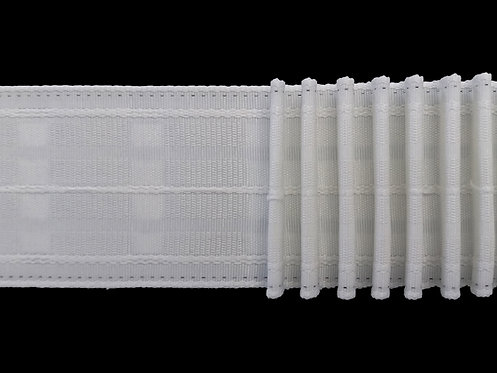 4270 Pencil Pleats Curtain Tapes / White