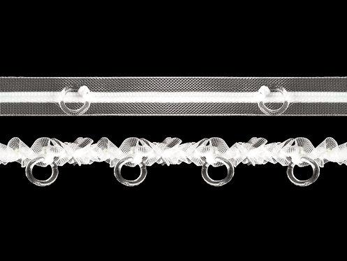 3967MHP Curtain Tapes / Transparent