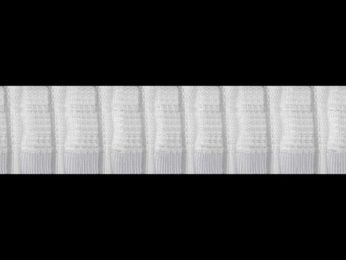 3479 Pencil Pleats Curtain Tapes / White