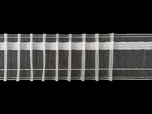 3371M Pencil Pleats Curtain Tapes / Transparent