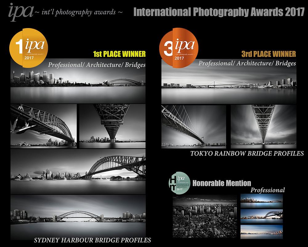1st Place Winner Akira Takaue at International Photography Awards