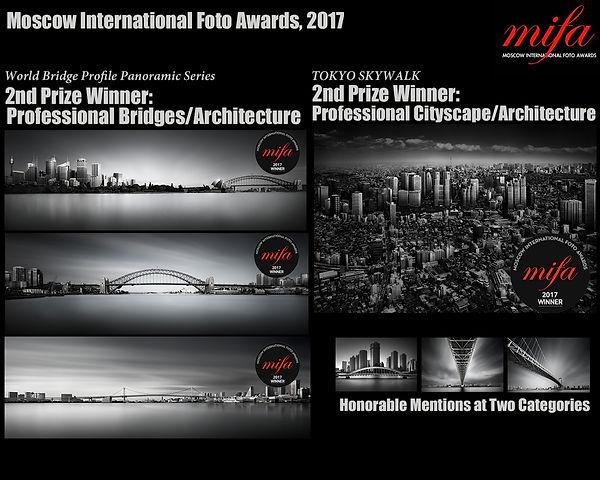 Dr. Akira Takaue Awards