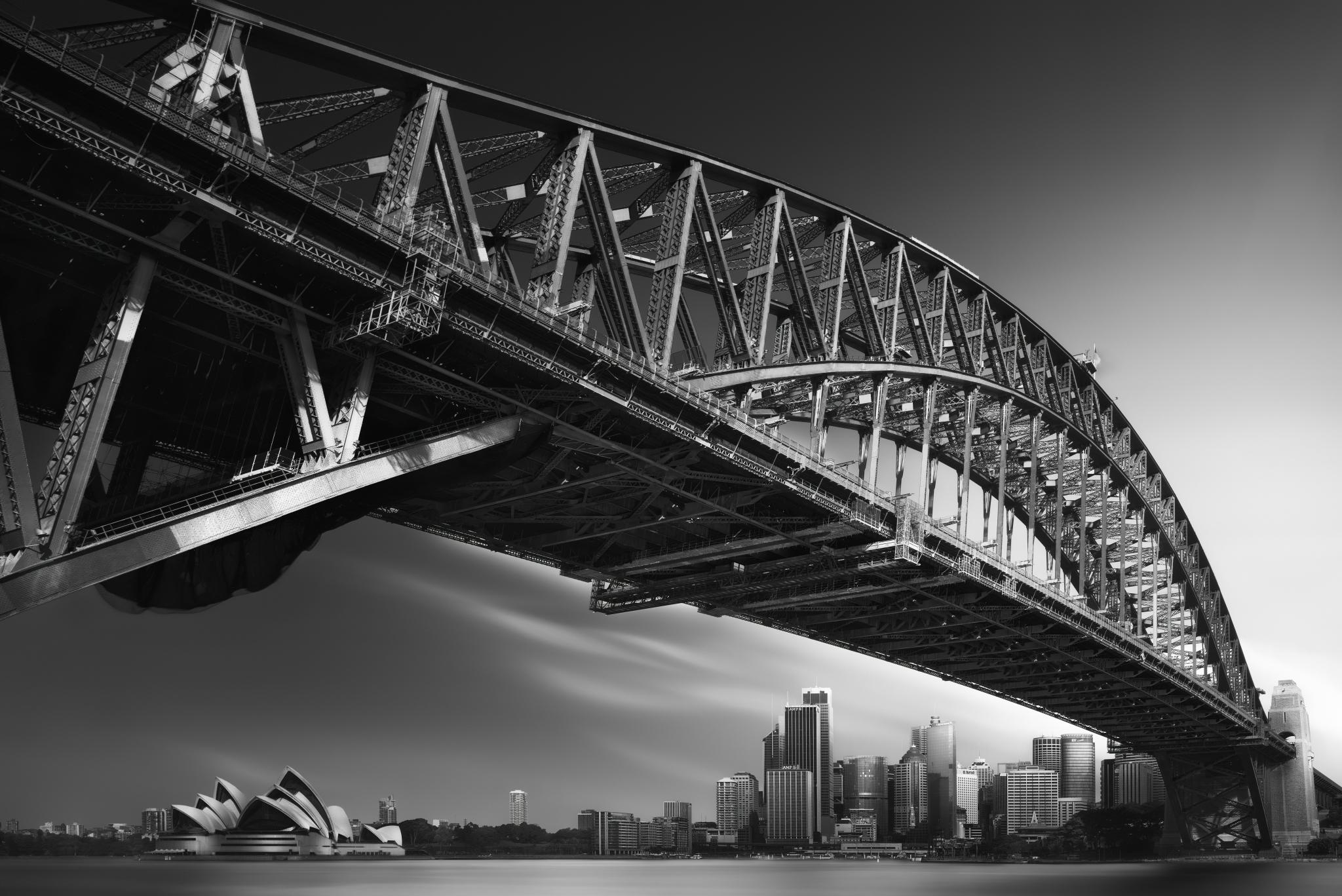 Sydney Harbour Bridge Profile