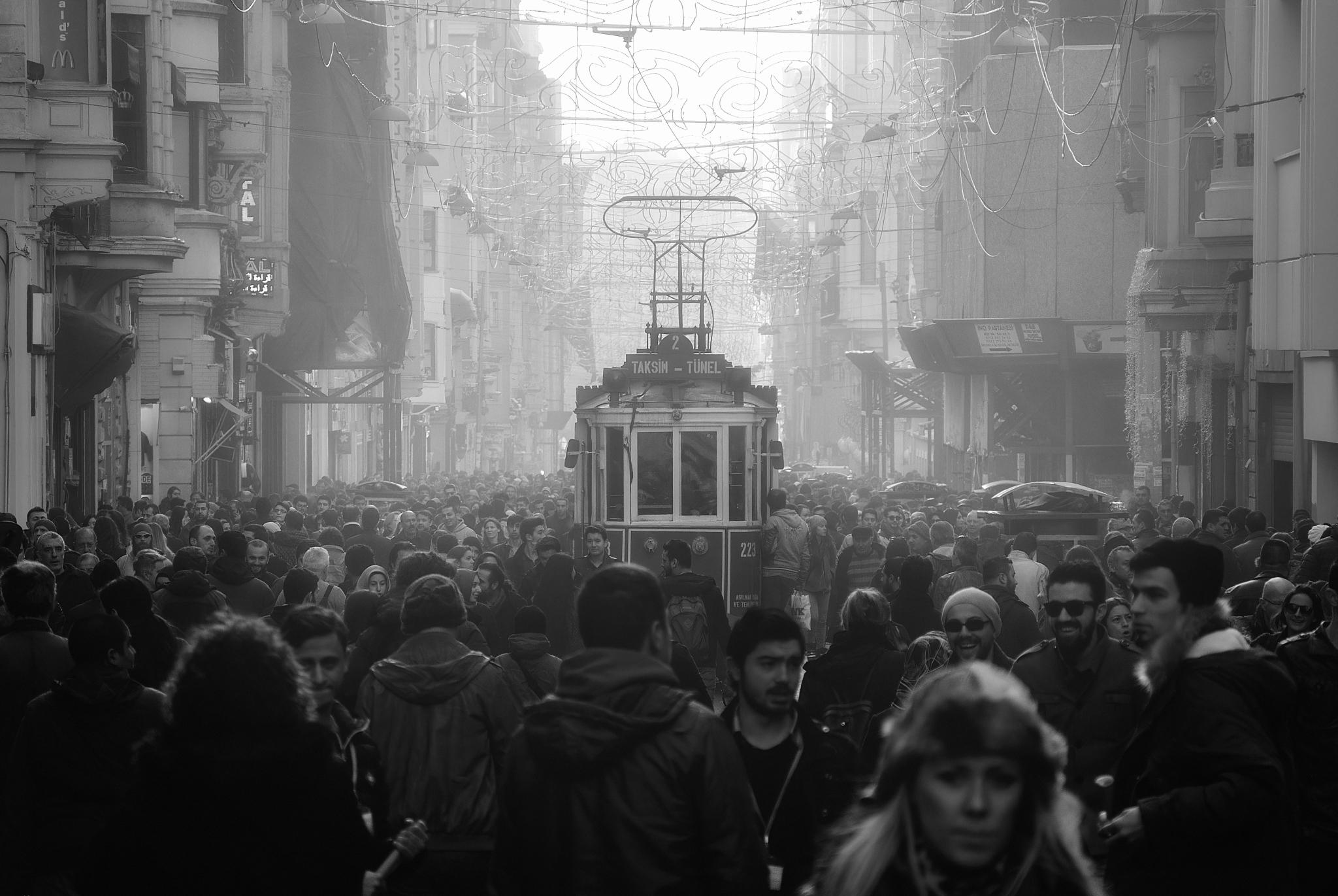 Taxim Street