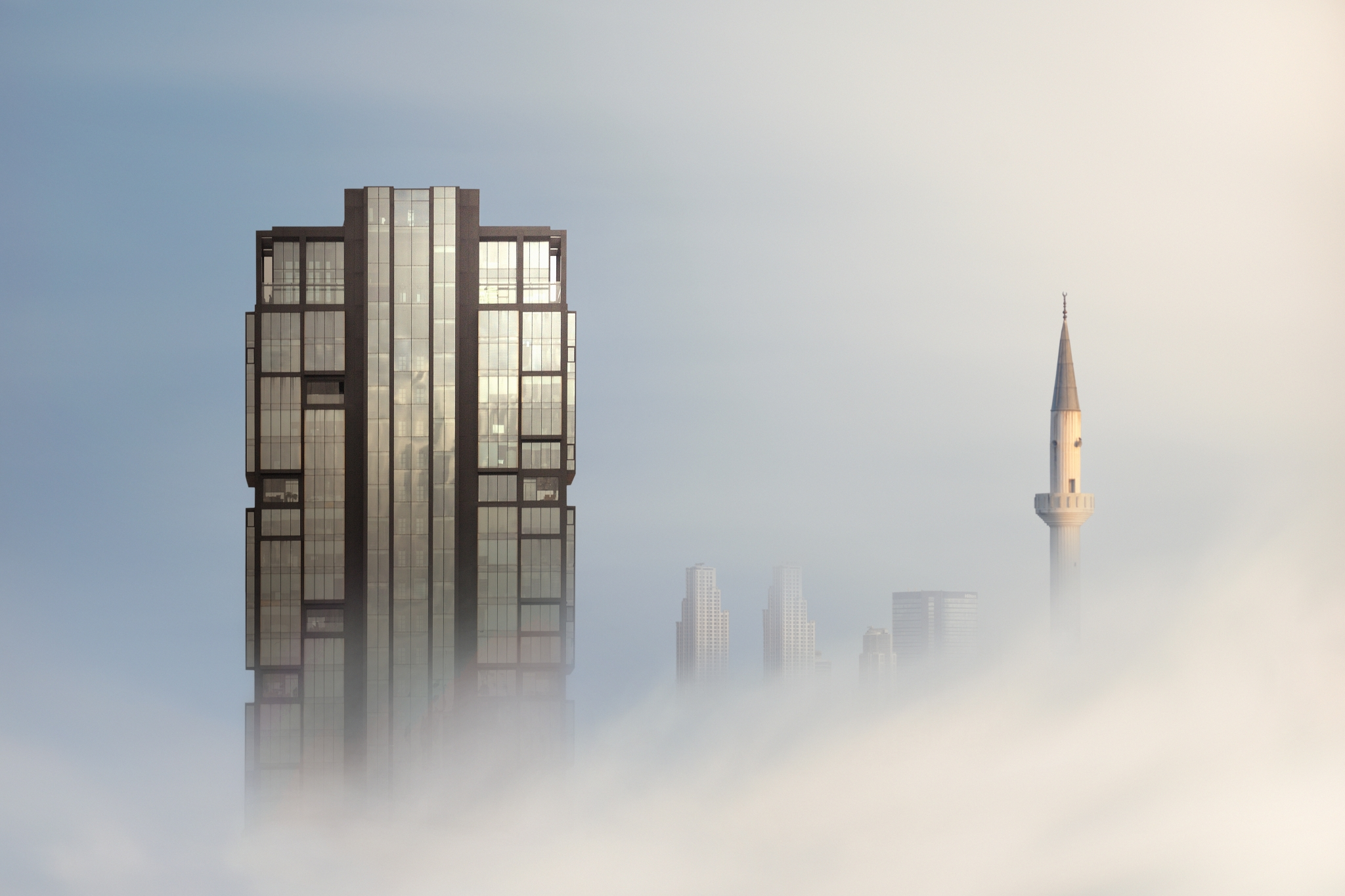 Ethereal Skyline Mk.I