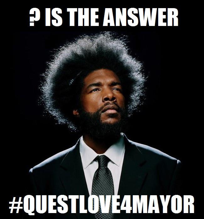 #questlove4mayor