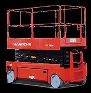 Nacelle ciseaux HANGCHA 100-140 XEL II e