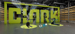 Salle d'exposition interactive CLARK 3D