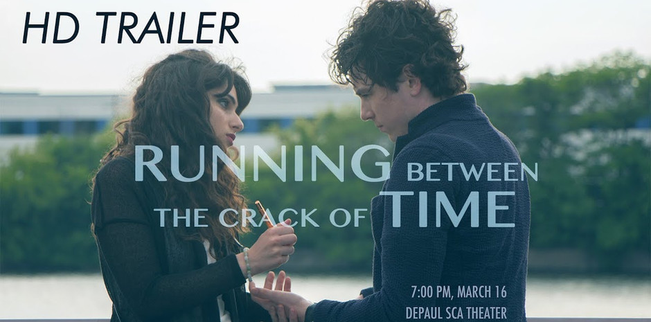 Running Between The Crack Of Time