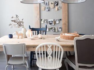 Как сочетать разные стулья в одном интерьере