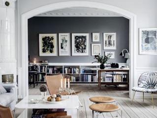 Серый цвет модного дома Dior и его применение в оформлении интерьера