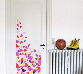 Как отделать межкомнатные двери