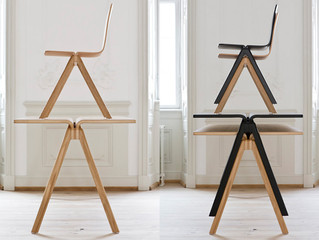 Стул и парта: как дизайнеры проектируют мебель для учебы