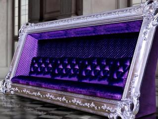 Кресла-картины от болгарских дизайнеров