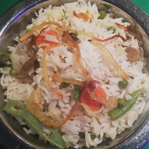 Veg. Pulao Rice