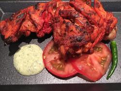 Tandoori chicken yc