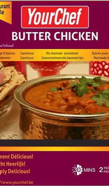 Butter Chicken Kit