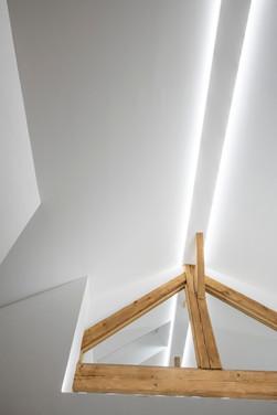lumière led indirecte