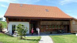 Rénovation d'une ferme Le Mouret