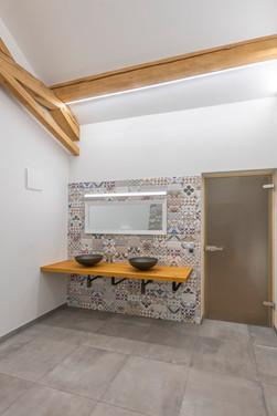 salle de bain doubles vasques