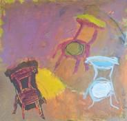 שלושה כיסאות