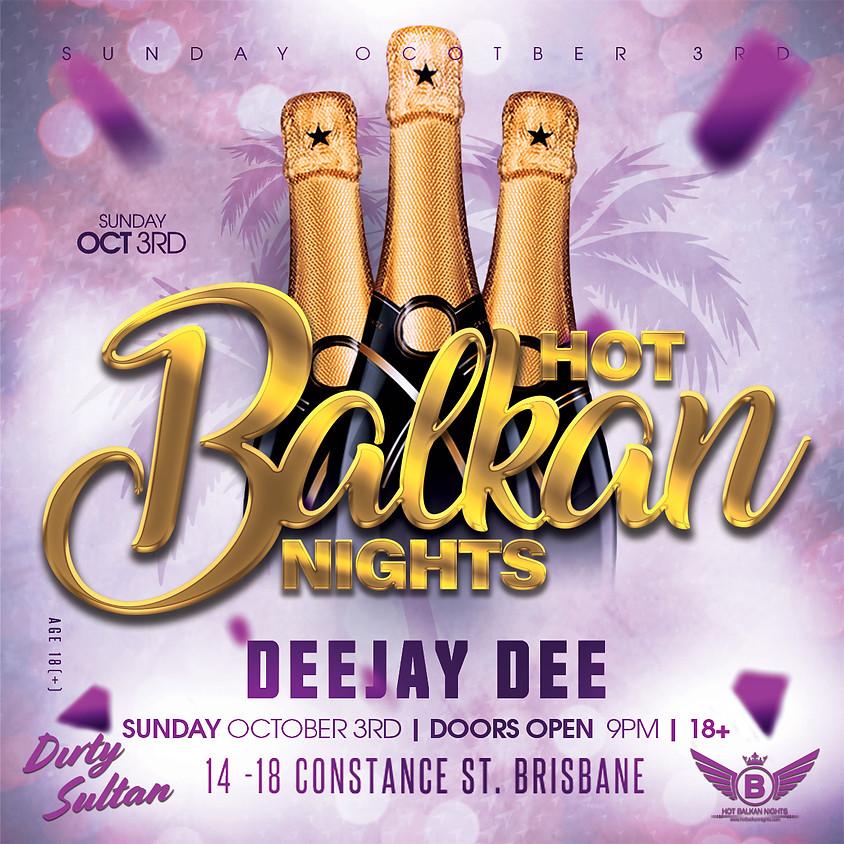 Hot Balkan Nights