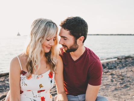 Melissa + Justin | Engagement Session
